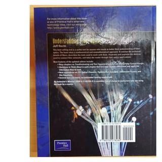 understanding fiber optics 原文書籍 電機 電子 光電 資工