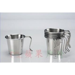 【【蘋果戶外】】ST-2021 文樑 白金杯 大口杯 304材質 300cc 不鏽鋼杯 不鏽鋼碗 (台灣製) 餐具