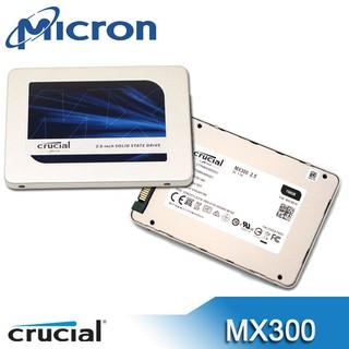 美光 SSD Micron Crucial MX300 750GB SSD 限量商品 $5990 (1G不用1元)