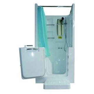 開門式浴缸102B-A 基本款 (100*78*205cm)