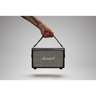 Marshall Kilburn 攜帶式藍牙喇叭-Black