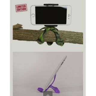 Gekkopod壁虎爬-百變造型手機架/相機架/Gopro架