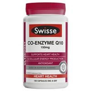 [代購]Swisse 輔酶Q10膠囊 180錠