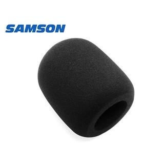 阿婆K鵝 Samson 原廠 加厚 WS03 麥克風 防風海綿罩 防噴罩 海綿套 c01u E205u c03u C01