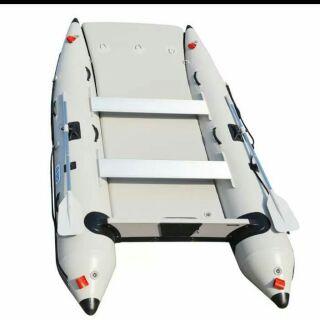 全新充氣雙體橡皮艇
