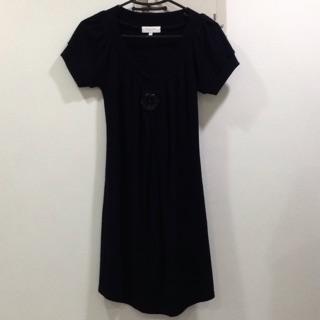 NET黑色小洋裝