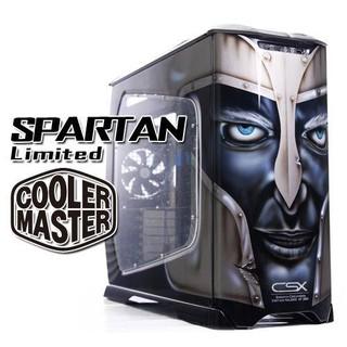 全新 酷媽 COOLER MASTER CSX 全鋁 限量彩繪機殼