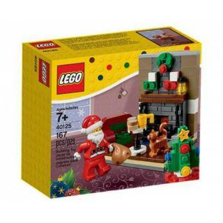 {全新} Lego 40125 樂高 聖誕節 節慶系列
