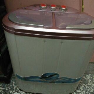 二手雙槽洗衣機