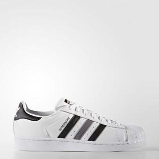 韓國代購 adidas Superstar 灰黑 灰 黑 灰線 黑線 黑灰白 白底 BB2244
