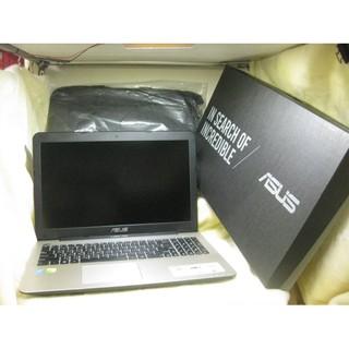 【NG品】促銷出清【宏進】ASUS 華碩 X555LB-0171A5200U深棕 15吋筆電/四核獨顯