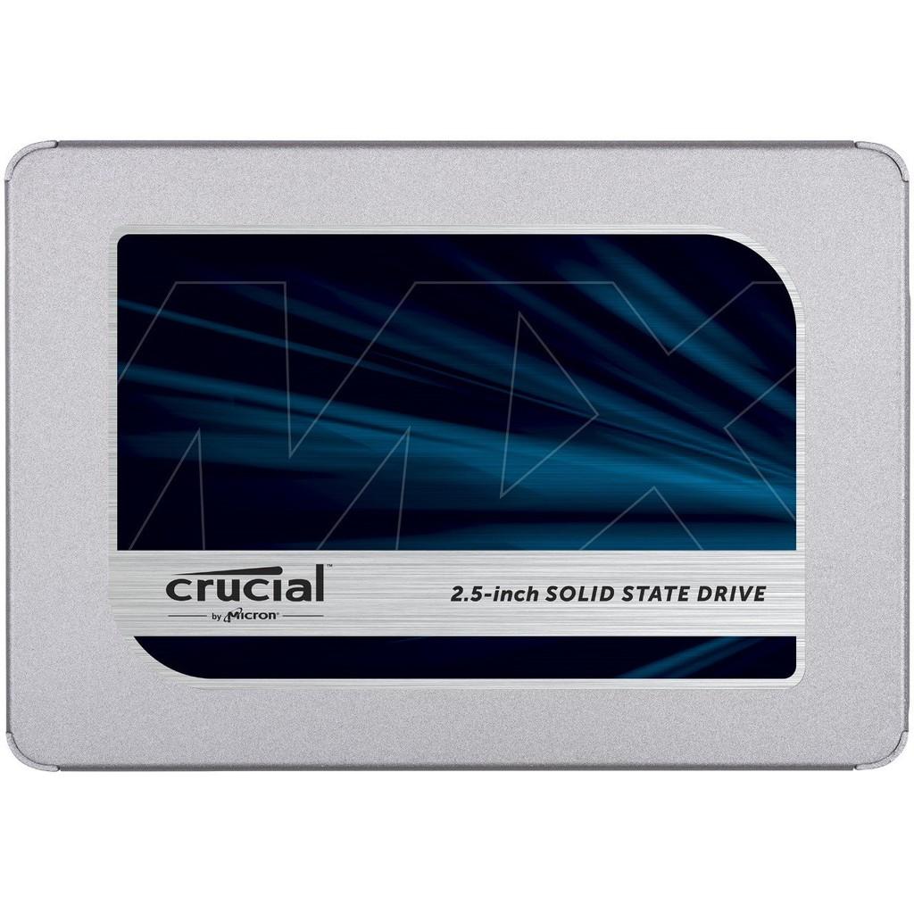 美光Micron Crucial MX500 500GB 250G SATA 3 固態硬碟