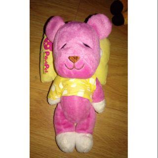 Momo熊娃娃