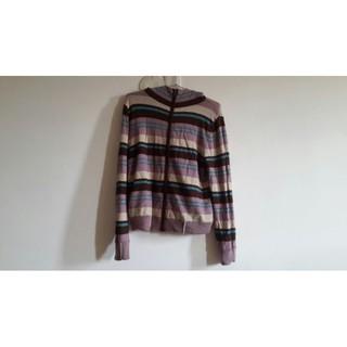原價2980 ILEY伊蕾 雙面穿毛衣 長袖外套