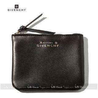 IN House GIVENCHY 紀梵希香水專櫃贈品立體五角星星化妝包手機袋證件零錢收納