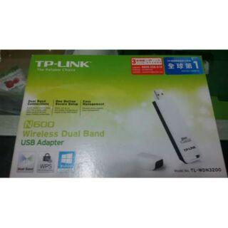 TP-LINK TL-WDN3200 N600無線雙頻USB網卡