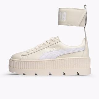 4ffe1d79b758 BG Puma X Fenty Ankle Strap Sneaker X Rihanna W 白366264-02
