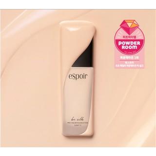 韓國版MAC ESPOIR Pro Tailor保濕型粉底液