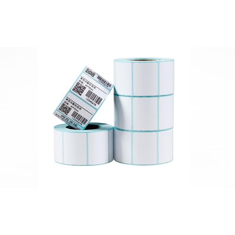 熱感貼紙 40*30mm 40*20 30*20 熱感應 貼紙 印條碼 標籤紙 40*30公釐*800張  標籤 奶茶