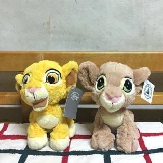 全新現貨❤️辛巴娜娜❤️獅子王可愛娃娃填充玩具抱枕