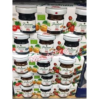 純天然Rigoni di Asiago無基因改造果醬旅行組3入裝