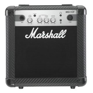 【大黃蜂】Marshall最新 MG10CF 電吉他音箱(10瓦)【電吉他音箱專賣店/MG-10CF】