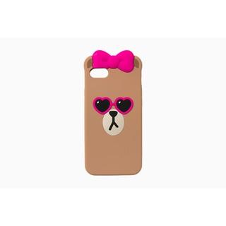 HuGaGa 韓國預購館™『LINE FRIENDS 熊大/兔兔/莎莉/熊大妹 iphone手機殼i7/i7+』