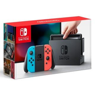 周四發貨 藍紅 日規 NS 任天堂 Nintendo Switch 全新 可約面交