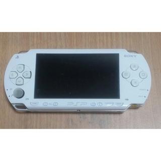 小黑的二手拍賣 空機 PSP 無軟體不可開機運行 功能正常