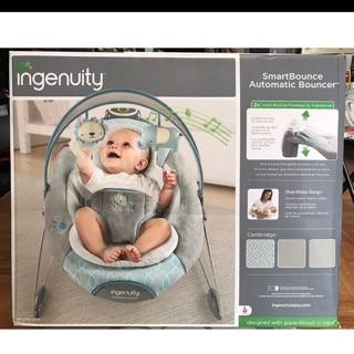 蘇菲之家 Costco 好市多 Ingenuity 嬰兒躺椅 音樂震動搖椅