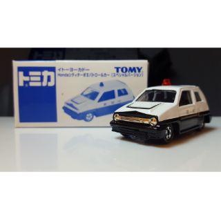 Tomica 伊藤洋華堂 特注 警車 非賣品 警視廳