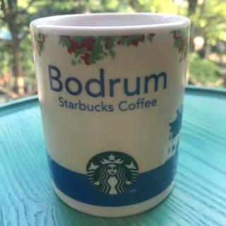 星巴克 馬克杯 土耳其 Bodrum