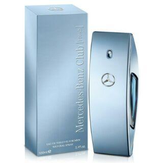 Mercedes Benz 賓士 自由藍調男性淡香水(100ml)現貨下殺