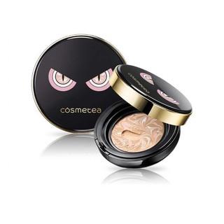 Cosmetea小怪獸水光玻尿酸EE霜氣墊粉餅