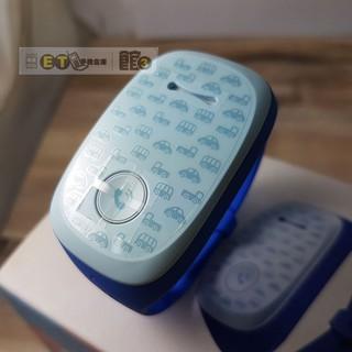 ╭☆ET手機倉庫3館☆╮9成新!LG KizON 兒童穿戴式裝置智慧手環 藍(通話、追蹤)W105T 智慧手錶