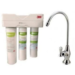 免費安裝 S301 廚下型三道式淨水器(含鵝頸款) 加送!!前置PP濾心+前置樹脂濾心