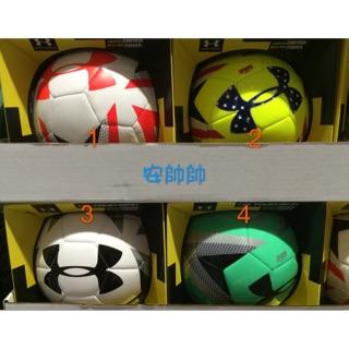 《安帥帥》Costco好市多代購 UNDER ARMOUR 4號足球 DESAFIO395系列 1入 UA