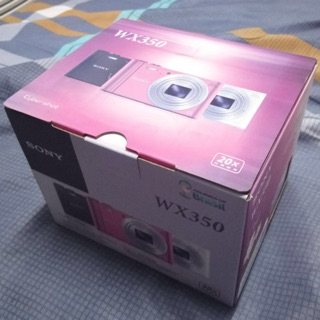 降降降 原廠公司貨 全新品現貨!Sony DSC-WX350 白色 數位相機