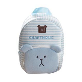 日本✨CRAFTHOLIC宇宙人✨超可愛小朋友背包~台灣限定發售♥️輕巧好看有型 細膩柔軟親膚 無敵可愛宇宙人