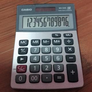 卡西歐CASIO 12位元計算機