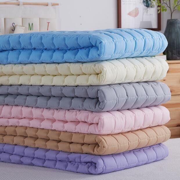 床墊水洗床墊學生宿舍榻榻米海綿褥子可折疊單雙人墊被1.5m1.8米床褥liv