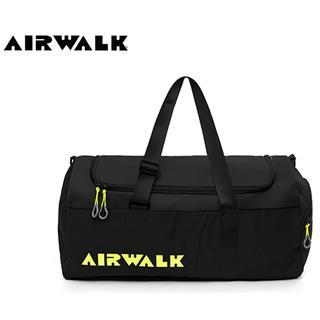 【紅心包包館】AIRWALK 多功能 旅行袋 A431312220 黑色【限時特價】