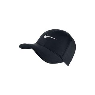 NIKE FEATHERLIGHT 679421-010 DRI-FIT 快乾 透氣 運動帽 黑白 帽子   550元