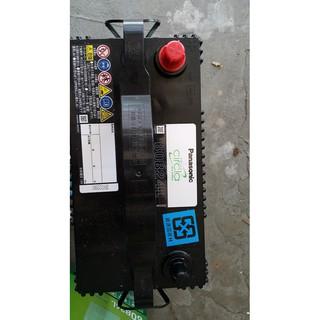 電池大王 日本原裝 國際牌 銀合金 汽車電池 60B24LS 80D23L Panasonic