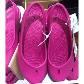 CROCS女平底鞋