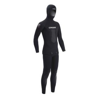 現貨CRESSI APNEA 3.5mm 自由潛水防寒衣 兩截式 潛水衣