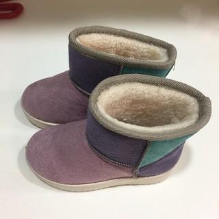 兒童雪靴 現貨 冬季雪靴 保暖雪靴 防滑 幼兒雪靴 刷毛 鋪棉雪靴 靴子 加厚雪靴 玩雪 抗寒 滑雪 雪地靴 厚絨 零碼