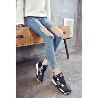 熱銷休閒鞋女鞋厚底鞋學生鞋運動鞋健走鞋