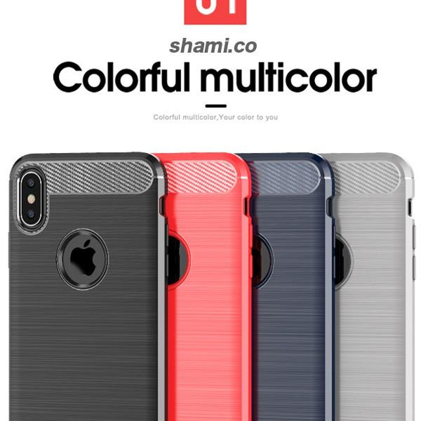 日本拉絲強化防摔 iPhone X XS MAX XR 7 8 Plus 保護殼 硅膠殼 空壓殼【PH701】軟殼手機殼