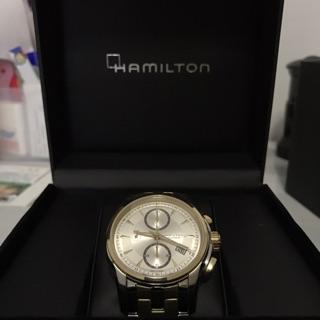 Hamilton-Jazzmaster Automatic Chronograph